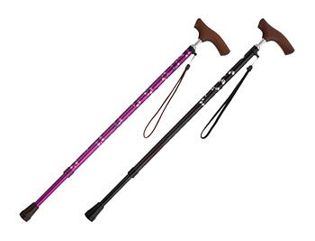 松葉杖 折りたたみ杖