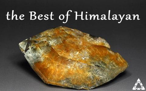 極上ヒマラヤ水晶