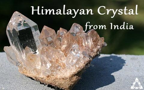 インド産ヒマラヤ水晶