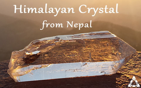 ネパール産ヒマラヤ水晶
