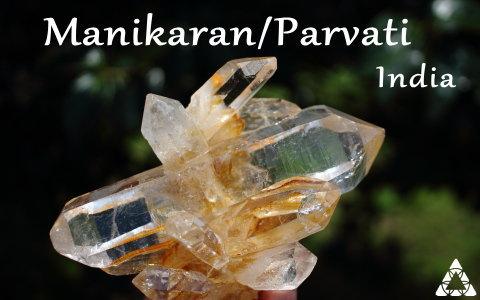 マニカラン産ヒマラヤ水晶