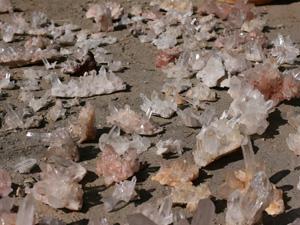 ヒマラヤ水晶ピンク