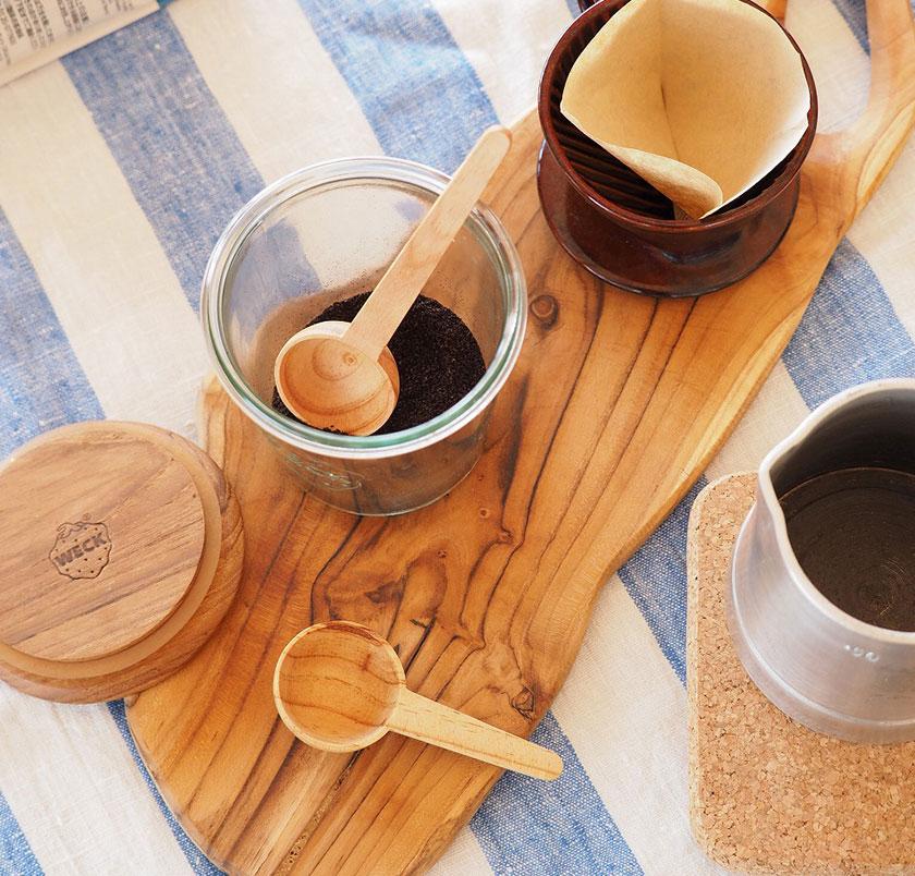 acacia COFFEE MAISUREING SPOON