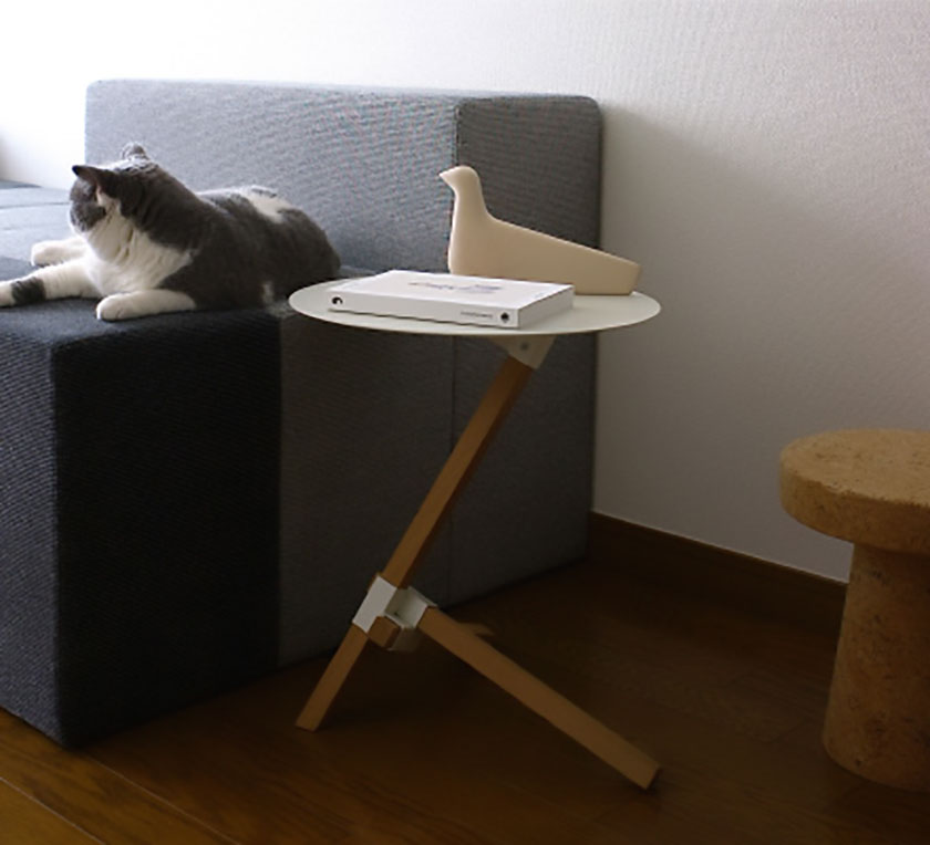DUENDE「TRE SIDE TABLE」