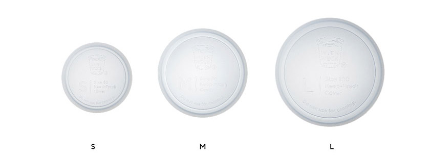 Silicone Cap Clear