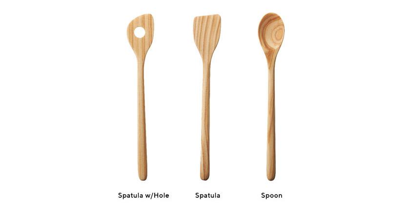 Wood Tool Set M