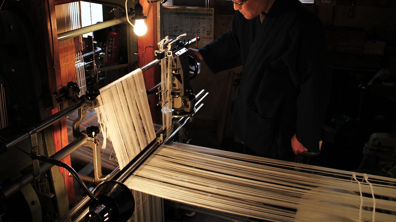 SANGOU 京都丹後ちりめん 羽織 HAORI 深黒 袷 三百年の歴史を持つ京都丹後ちりめん