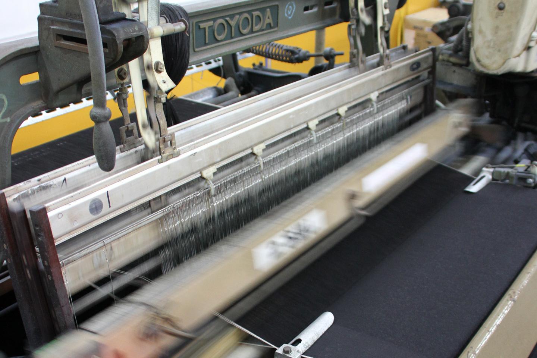 SANGOU 岡山児島産デニム 洋袴-ZUBON- G型自動織機