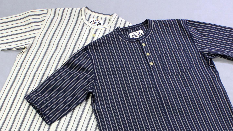 SANGOU 伊勢木綿Tシャツ 冠衣 KABURI 紋 数量限定生産