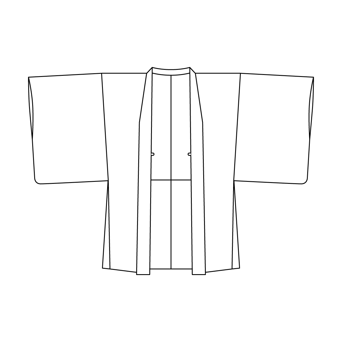 サイズガイド 羽織