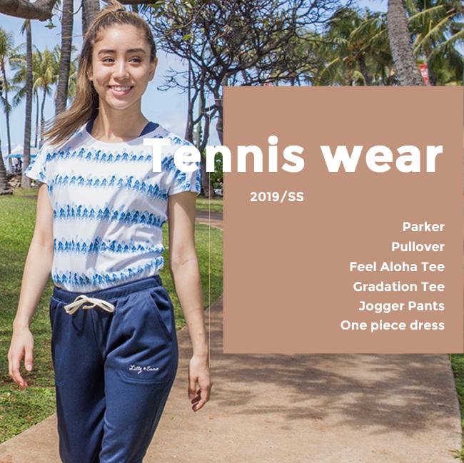 テニスウェア Series