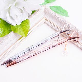 キラキラボールペン