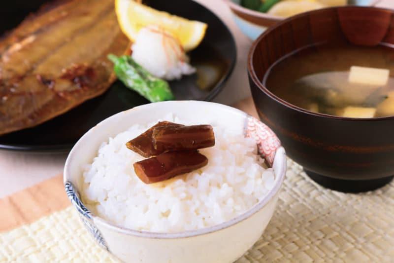 三陸甘茶煮ワカメ