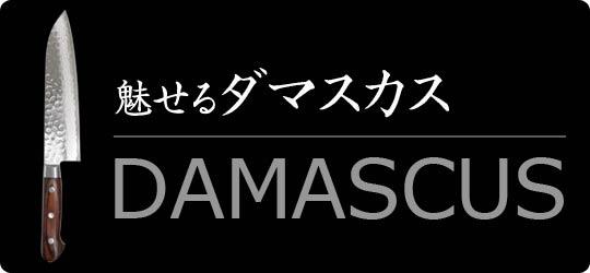 魅せるダマスカス