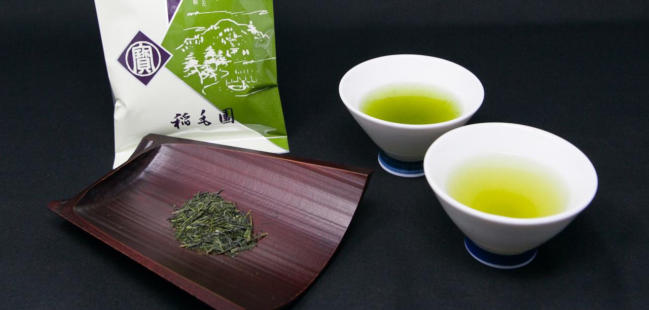 稲毛園のお茶