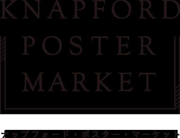 KNAPFORD POSTER MARKET ナップフォード・ポスター・マーケット