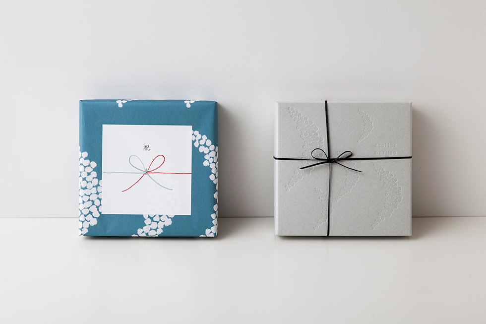 ORIGINAL BOX GIFT-WRAPPING/atelier naruseオリジナルボックス