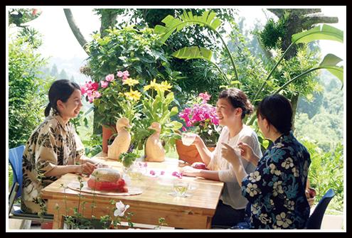 ガーデン・ピクニック