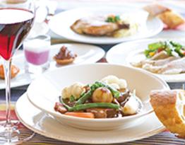 レストラン(マルタン南風)