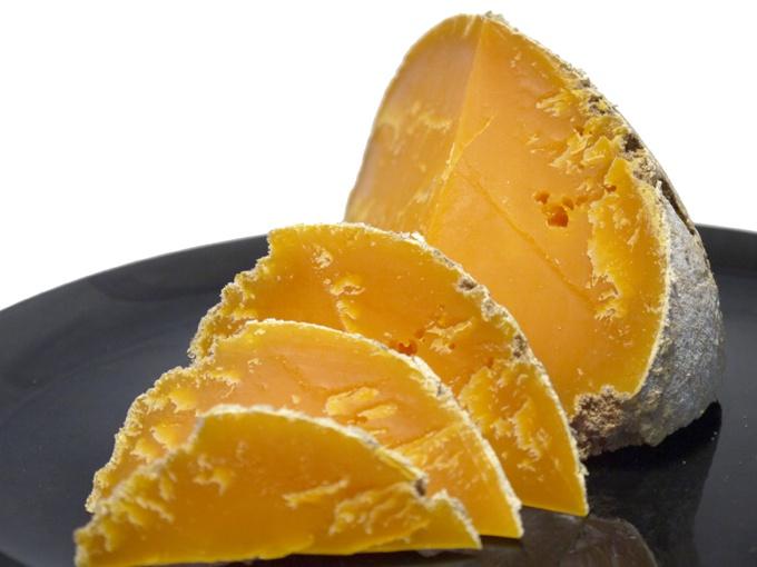 フランス産 チーズ ミモレット 22ヶ月熟成 AOP 約500g 【不定貫/グラム再計算】